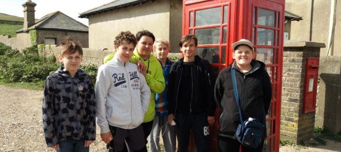 Jižní Anglie aLondýn: Palubní deník – den druhý