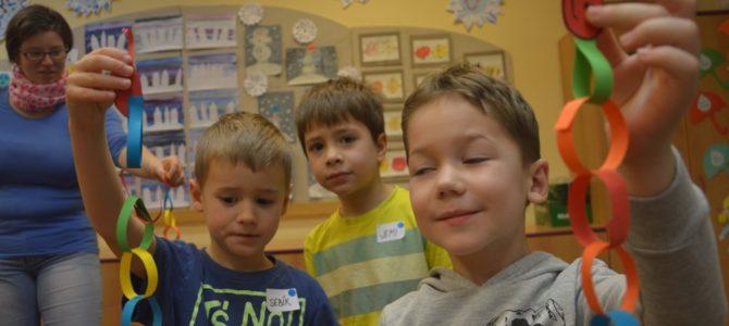 Předškoláčci na další návštěvě – školní hrátky sangličtinou