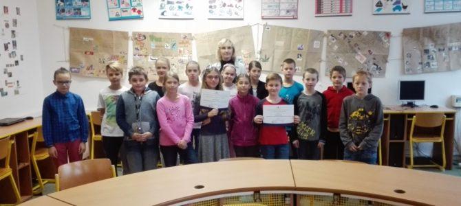 Komenská získala 2.národní cenu aEvropský certifikát kvality