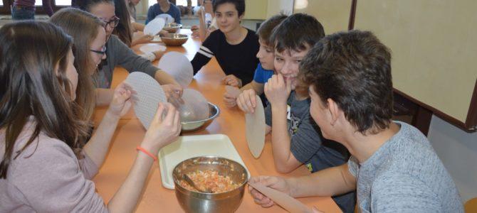 Projektový den obohatil žáky 8.ročníku onové vědomosti